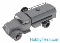 1:87 Opel tanker, grey color