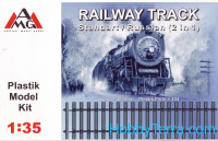 Railway track (Standard/Russian 2 in 1)