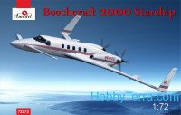 Beechcraft 2000 Starship N641SE