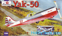 Yakovlev Yak-50/50-2 sporting aircraft (old Amodel 7269 or 7294)
