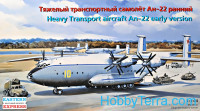 Antonov An-22 heavy transport aircraft, early version