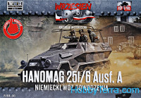 Hanomag 251/6 Ausf.A (Snap fit)