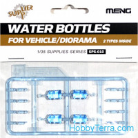 Set water bottles
