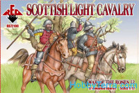 Scottish light cavalry, War of the Roses 12
