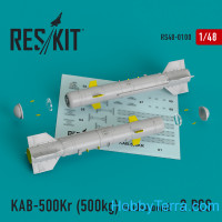 KAB-500Kr (500kg) Guided bomb (2 pcs)