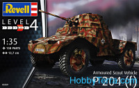 Armored Scout Vehicle P 204 (f)