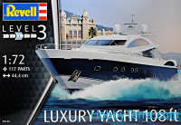 Luxury yacht 108 ft. Level 3