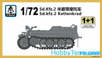 Sd.Kfz.2 (2 sets in the box)
