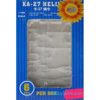 Helicopter Ka-27 Helix, 6pcs in box